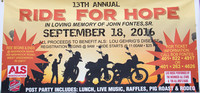 2016 Ride For Hope