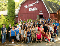 2017 25th Anniversary Weekend at the Mishnock Barn